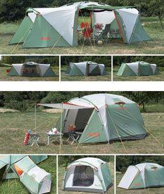 Een nieuwe lading van 20 dingen die wel degelijk bestaan te koop (gaan) & SwissGear 12 Person Three Room Getaway Tent. Got this for our ...