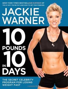 As America's favorite no-nonsense celebrity fitness trainer, Jackie Warner has years of experience showing her clients how to get red-carpet read ...