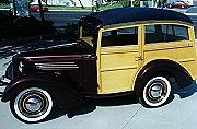 38 Bantam Woodie... for the best in car care products click here: http://johnbellblog.com