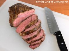Special Easy Meals for your special someone Slow-Roasted Beef Beef Recipes, Cooking Recipes, Cooking Games, Cooking Websites, Cooking Bacon, Cooking Ideas, Sirloin Roast, Pot Roast, Le Diner