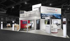 Get inspiration for your next trade show booth and see the work we've done for past clients. We've built custom trade show booth rentals for clients ranging from Adobe to Nexen Tire. View our full portfolio. Show Booth, Double Deck, Trade Show, Locker Storage, Exhibit, House Ideas, Island, Home Decor, Decoration Home