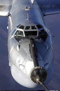 Tupolev Tu-95MS (refueling mid air!)