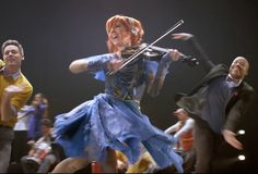 """Lindsey Stirling ~ """"Transcendence"""" (orchestral). This gal's music, message & violin playing are inspiring!"""