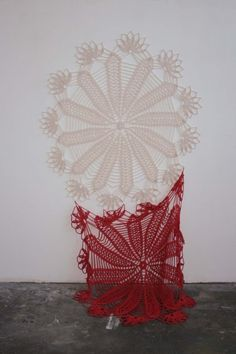 Ashley Blalock installation