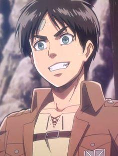 Eren Jaeger from Attack on Titan (Shingeki no Kyojin)