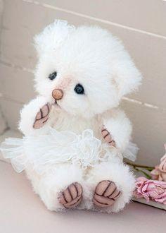 Three O'Clock Bears: Lucinda available for adoption