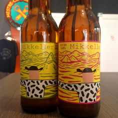 Mikkeller for Brazil #cerveja #beer