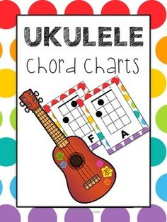 This is a set of ukulele chord posters for use in your classroom. It includes the following chords: A, Am, A7, B, Bm, B7, C, Cm, C7, D, Dm, D7, E, Em, E7, F, Fm, F7, G, Gm, G7, Bb and Eb. It also has a couple of alternate fingerings which are marked with an asterisk.Enjoy! :)