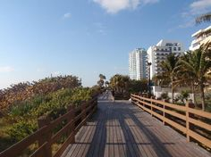 Looking for a pleasant way to explore the area surrounding #GrandBeachHotel?! Take a stroll down the Oceanside #MiamiBeachBoardwalk…/photo taken by guest/