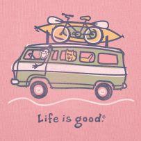 Jackie Getaway Van Go #lifeisgood #dowhatyoulike