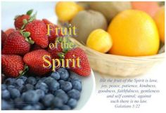 Fruit of the Spirit ~ free printable Bible verse poster | https://papergiftsforestefany.wordpress.com/ @compassion  #letterwriting #childsponsorship #kids #forkids  #freeprintable  #printables #bibleverse #scripture  #bible #sundayschool  #homeschool #poster #bibleposter #fruitofthespirit
