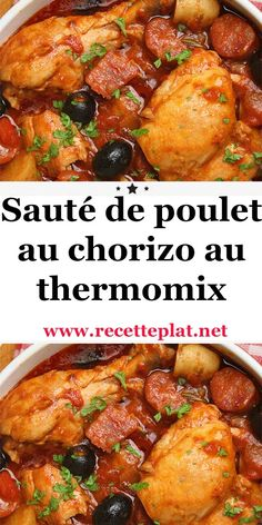 Chorizo, Batch Cooking, Charcuterie, Pot Roast, Curry, Chicken, Ethnic Recipes, Desserts, Food