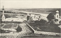 Hotin, Bessarabia—The Old Fort