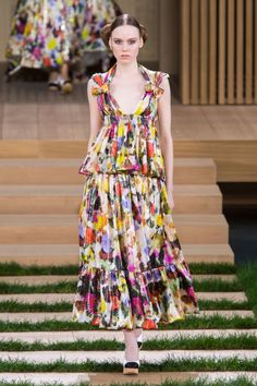 All The Looks From The Chanel Spring/Summer 2016 Haute Couture Show