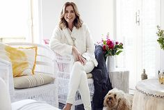 A type-A devotion to exercise plus some serious respect for skincare, The Collective?s publisher Lisa Messenger has got her health and beauty routine sorted. We go inside her stunning light-filled apartment and hear all about it. Live on Beauticate now. Lisa Messenger, Entrepreneur and Author