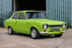 A 1972 Ford Escort RS1600 which has been subject to a full ground-up restoration is expected to fetch more than £60,000 in auction this month. It's only five minutes since you couldn't give away 1970s, '80s and '90s Fords – even performance Fords – but things have changed massively in a very short time Ford …