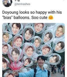 then I don't know what am I doing with my life. K Pop, Nct 127, Johnny Seo, Nct Doyoung, Dream Chaser, Nct Life, Funny Kpop Memes, Music Stuff, Best Memes