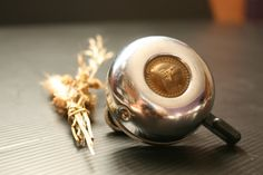 Rare Bike Bell Antique Cycle Bell Working Bicycle Bell by old24