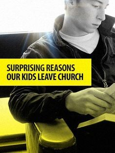 10 Surprising Reasons Our Kids LEAVE Church. You might not agree with all of these reasons, but the weight of the issue should be cause for fresh thought and diligent prayer. Church Ministry, Youth Ministry, Ministry Ideas, College Girls, Youth Group Activities, Youth Group Lessons, Teen Activities, Group Games, Learning Activities