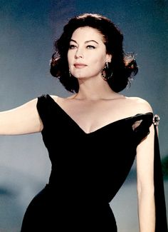 Ava Gardner in The Angel Wore Red (1960).