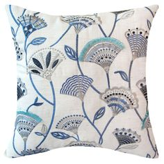 Liven up your home décor with the EC SAG HILL FLRL PLW NAVY. Visit your local At Home store to purchase and find other affordable Throw Pillows. Sea Glass Colors, Floral Pillows, At Home Store, Toss Pillows, Color Inspiration, Black And Grey, Navy, Stuff To Buy, Slc