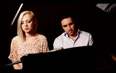 Just Give Me A Reason - Pink ft. Nate Ruess - Madilyn Bailey & Chester See Cover. If you watch this and aren't instantly jealous of these two then you are just not all there lmao!