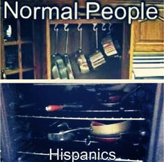 Hispanics be like... Lmaoo! Seriously this is me tho for real