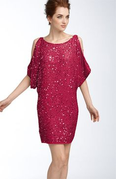 I WANT this dress, even though I have no place to wear it...yet. I reminds me of one worn by Belle on Secret Diary of a Call Girl in season 4.