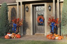 what a great way to incorporate auburn into any holiday! haha, WAR EAGLE!