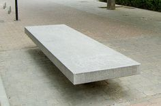 Bench seat - Escofet