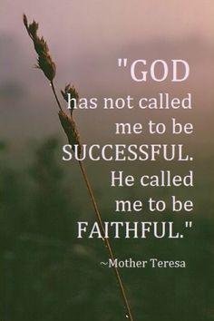 faithful♡