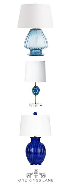 When it comes to setting the scene, low lighting is the way to go! Table lamps and wall sconces are the keys to a warm, well-balanced room. Click here to see our brilliant lighting styles.
