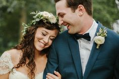Wildwood Floral Co - boho wedding, white and green flowers, bridal bouquet