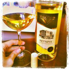 #greek #retsina #good