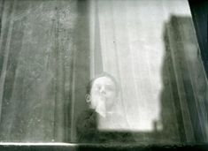 """lesthetiquedelinventaire: """"Boy by Saul Leiter, 1950 """""""