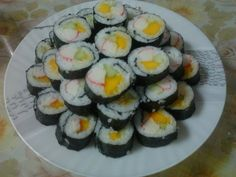homemade maki.. ^^,