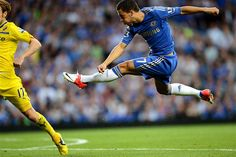 The young mans got some serious skills; Eden Hazard. One of the best footballer names too