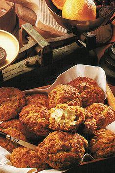 Date & orange muffins. Alyson Gofton