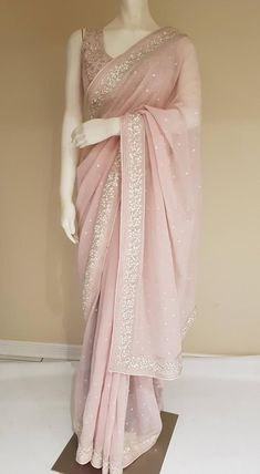 Pink saree, Indian bridal fashion and more popular ideas you.- Pink saree, Indian bridal fashion and more popular ideas you might love – vaishn… Pink saree, Indian bridal fashion and more popular ideas you might love – – Gmail – - Indian Dresses, Indian Outfits, Sari Dress, Dress Up, Pink Saree Blouse, Dress Shoes, Shoes Heels, Indische Sarees, Style Clothes