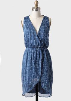 Seeing Stars Printed Dress | Modern Vintage Dresses