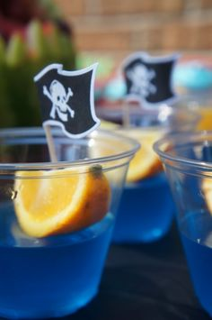 Homegrown Beanes: Pirate Party ~ Arrg