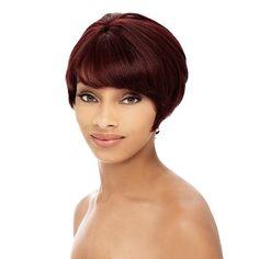 It's A Cap Weave! 100% Human Hair Wig - HH TARA-1 – HAIRSOFLY SHOP