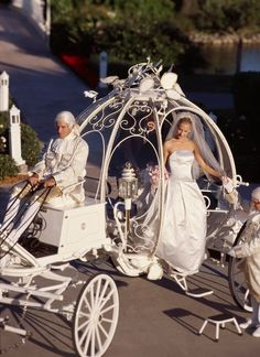 Walt Disney World Wedding Venues //  Couples who get married at Disney World can select from wedding venues inside the theme parks - like Magic Kingdom, Epcot, and Disney's Hollywood Studios - and at resort.