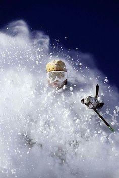 Száguldás a hóban