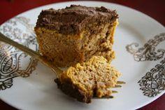 24/7 Low Carb Diner: Pumpkin Fudge Mini Loaf