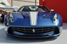 Ferrari is celebrating its 60th anniversary in North America with the F60 America. Description from revscene.net. I searched for this on bing.com/images