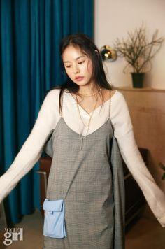 Min Hyo Rin in Vogue Girl Korea