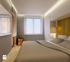 Sypialnia styl Minimalistyczny - zdjęcie od Finchstudio Architektura Wnętrz