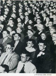 3D / Life magazine / 1952