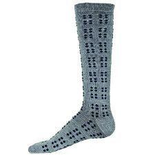 b.ella Mens Nice DOTS - Compression Merino Wool Socks – Socks by My Foot Fetish